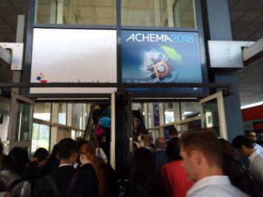 ACHEMA展会入口