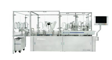 智能机器人无菌预灌装生产系统