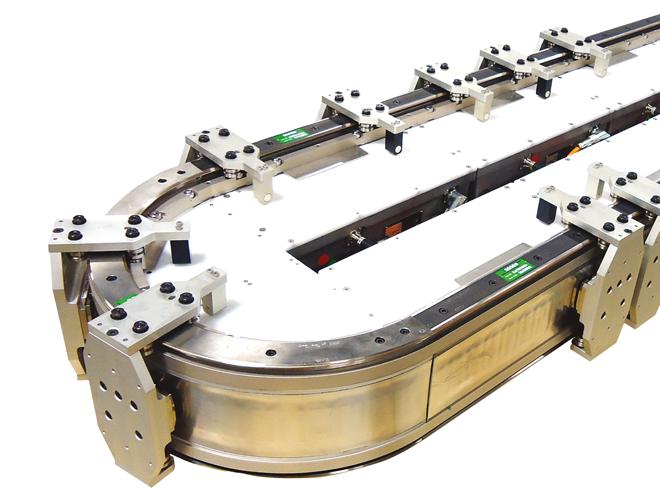 ICT磁悬浮智能输送系统