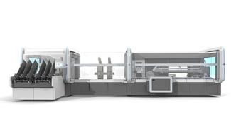 瑞士迪威德拉NeoTRAY全新高速包装线
