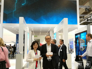 专访西门子中国副总裁、过程行业与驱动集体总经理林斌先生
