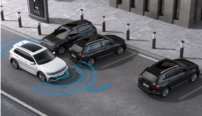 大众进口汽车 自动泊车系统