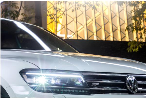 大众进口汽车Tiguan LED凌锐灯组