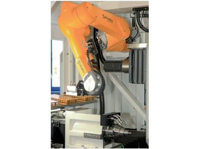 海德汉感应式旋转编码器 高精度定位机器人抓手