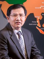 蔡奇男先生 研华科技工业物联网事业群大中华区总经理