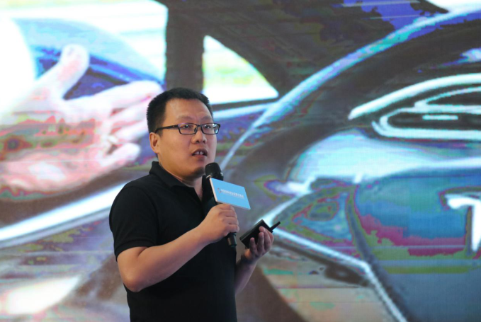 安智汽车董事长兼CEO郭健先生