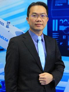 刘佳容先生  台达机电事业群总经理