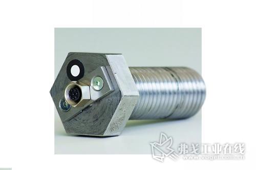 图4 传感器螺栓准确的测量什么样的力作用到机器里