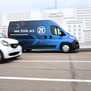 应对货运高峰:采埃孚运用智能技术缓解激增的货运压力