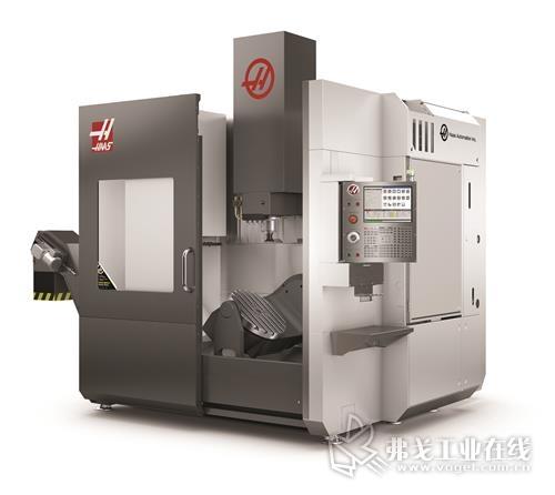 UMC-750全能型5轴立式加工中心
