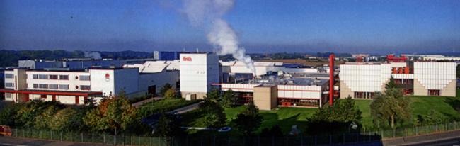 位于德国科隆的Fruh酿酒厂每年生产约3650万L的Kolsch啤酒