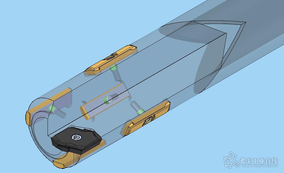 ELB扩孔刀具