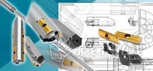 WP-ELB 10系列的不同型号TBT提供直径为12至28 mm的可转位单边钻孔刀具