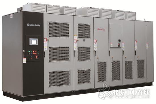 罗克韦尔自动化:PowerFlex 6000 变频器