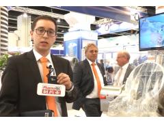 ACHEMA 2018 访德国AZO集团销售经理 Steffen Throm先生