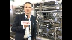 ACHEMA 2018 访倍世水技术(上海)有限公司总经理Oliver Wake
