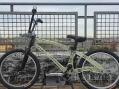 3D打印的自行车架,凸显新型连续纤维制造工艺的独特优势