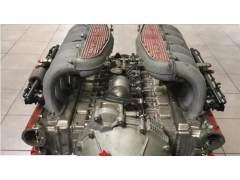 经典难再续 法拉利512 TR 12缸平列式发动机简介