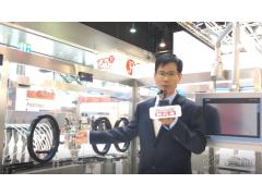 ACHEMA 2018 访东富龙分装机产品部研发主管 何平