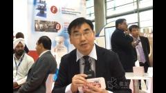 ACHEMA 2018 访东富龙集团 常务副总裁  张海斌