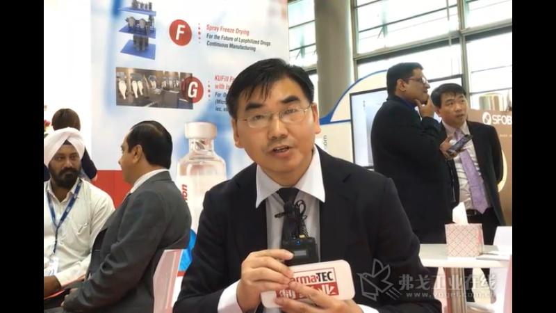 访东富龙集团 常务副总裁  张海斌