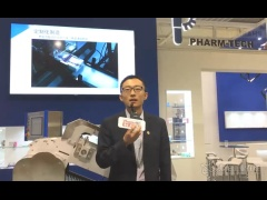 ACHEMA 2018  发泰(天津)科技有限公司 工业自动化 部门经理 陈志超先生介绍公司情况
