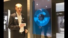 ACHEMA 2018 访菲特集团 售后支持经理    Tim Martens先生