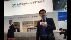 ACHEMA 2018 访柯尔柏KMS(上海)医药科技有限公司 总经理 周云帆先生