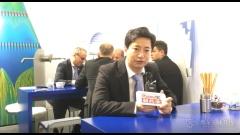ACHEMA 2018 访莱克勒(天津)国际贸易有限公司普通工业部门经理 孙富强先生