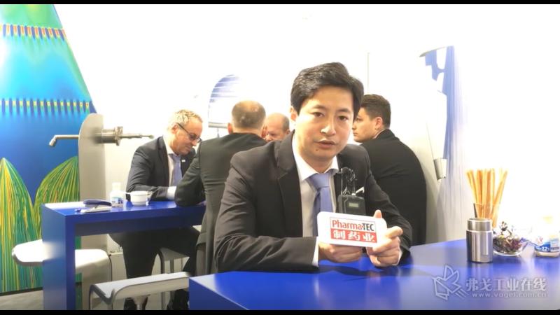 访莱克勒(天津)国际贸易有限公司普通工业部门经理 孙富强