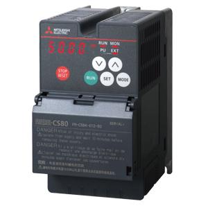 三菱电机:小型智能变频器CS80