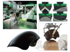 汽车复合材料预成型走向工业化:相对于2D和2.5D的3D预成型
