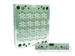 焊接洛氏硬度为40的预硬化材料