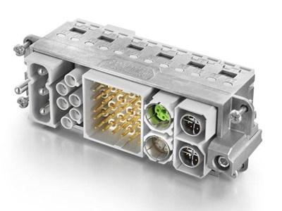 魏德米勒RockStar® ModuPlug接插件