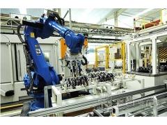 奇步自动化:曲轴自动化生产线