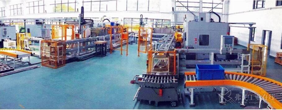 奇步自动化:调温器体全自动生产线