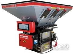 Maguire WXB™ 混料机结合 Maguire + Syncro™ 监控系统实现挤出线的完整控制