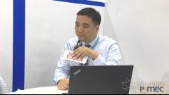 CPHI 2018 斯普瑞喷雾系统(上海)有限公司中国区制药行业主管李栋先生接受制药业采访