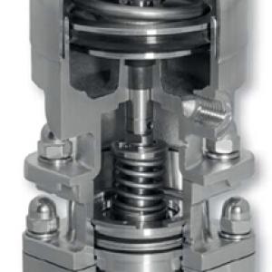盖米阀门(中国)有限公司:GEMü 567小流量调节阀