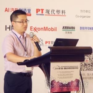 中国恒瑞有限公司研发部部长刘敏先生