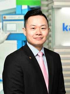 萧育亮先生 卡迪斯物流设备(北京)有限公司大中华区总经理