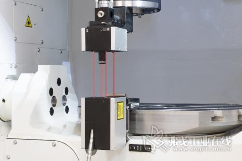 XM-60多束激光干涉仪