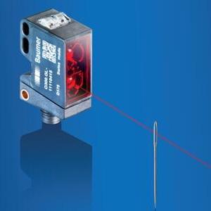 IAS2018:堡盟O300小型激光传感器