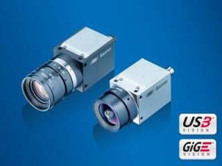 IAS2018:堡盟CX和EX系列相机