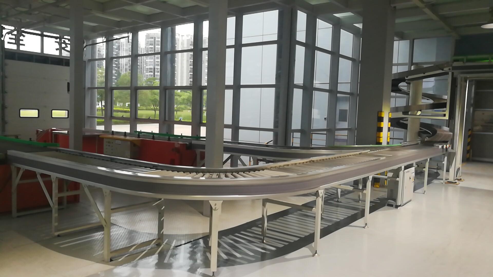 华润三九观澜基地物流自动化项目