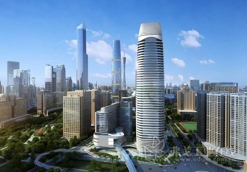聚焦安全,施耐德电气赋能广州侨鑫国际金融中心更加高效、舒适、可持续