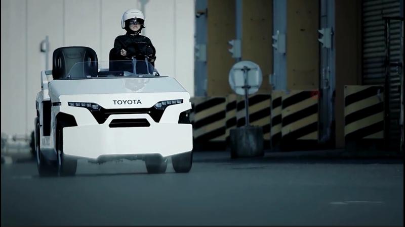 丰田:燃料电池车