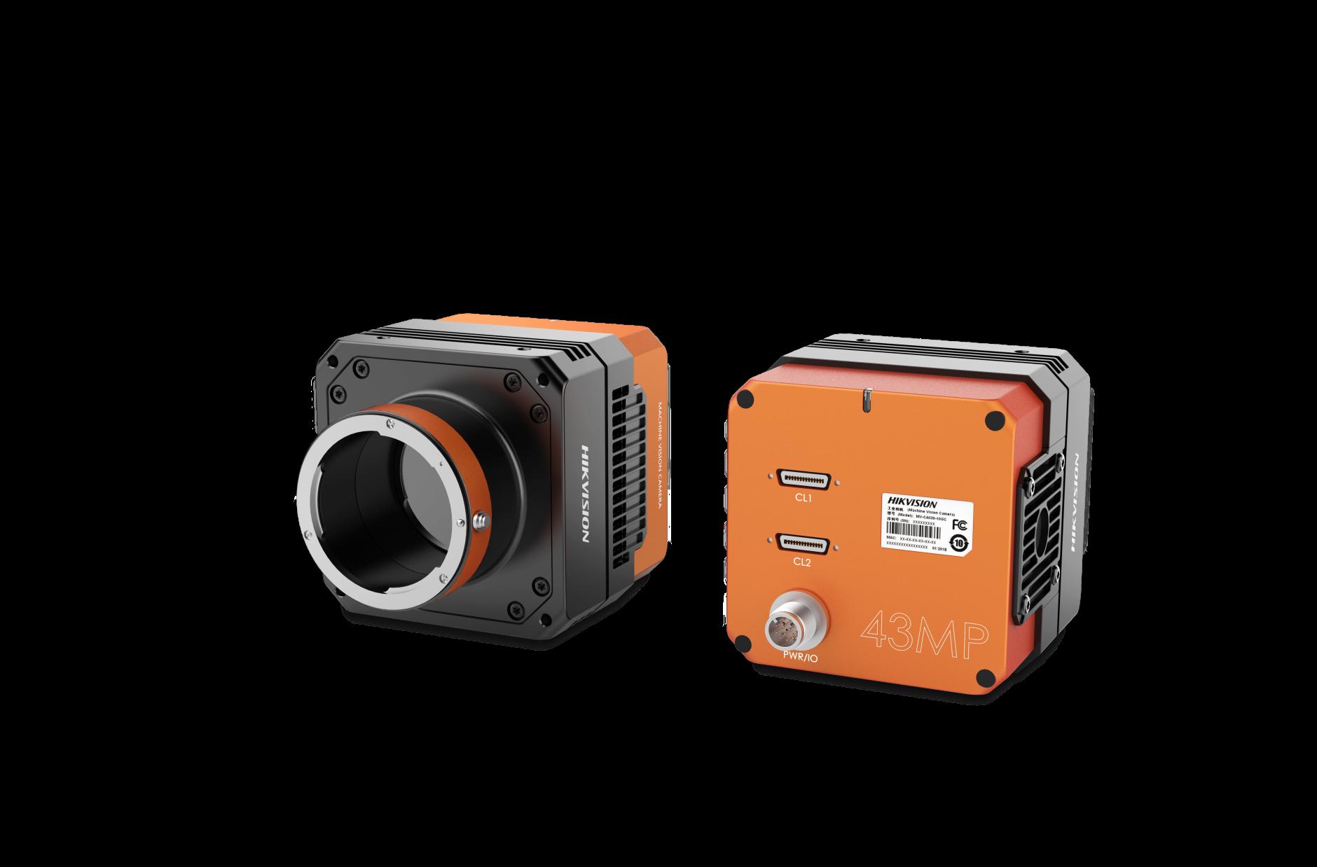 海康威视43MP高分辨率相机