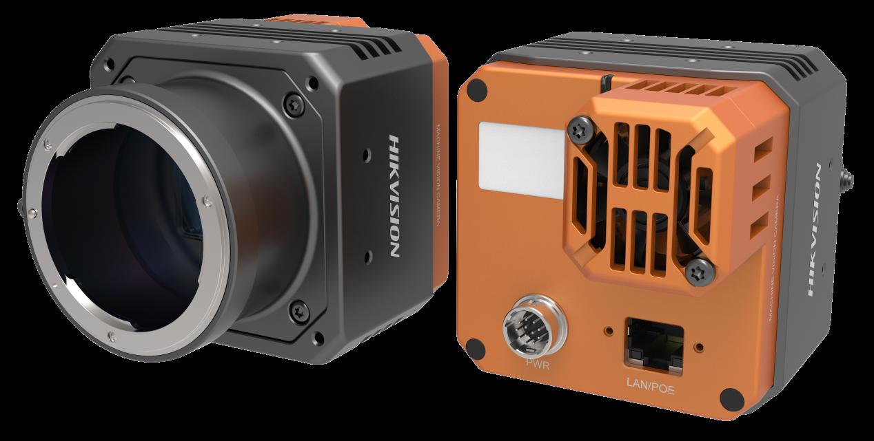 海康威视万兆网接口工业相机
