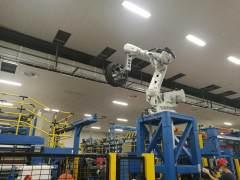 中鼎集成:华谊集团(泰国)有限公司整厂自动化轮胎物流系统